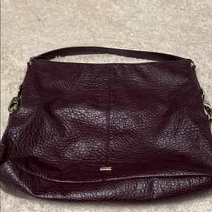 Jewell by 31 Plum Vegan Leather big Hobo bag